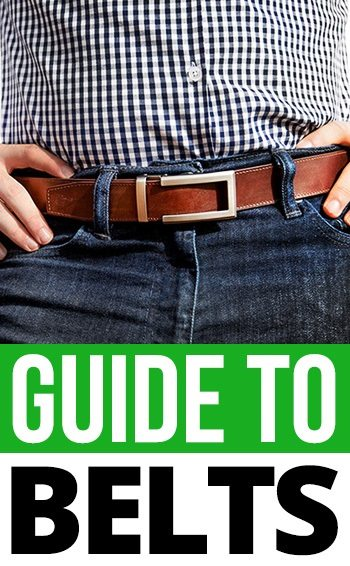 Man\u0027s Ultimate Guide To Belts Difference Between Casual And Formal
