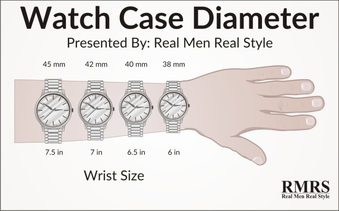 How To Buy The Right Size Watch For Your Wrist 5 Tips For