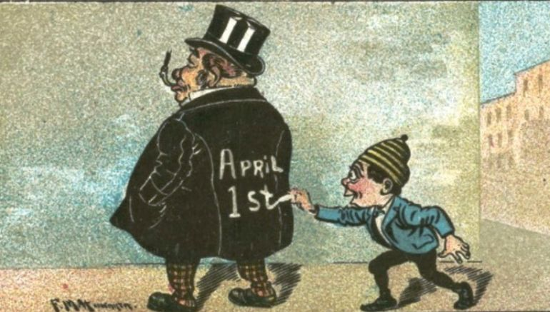 The Gregorian Calendar Romans And Church Suspects Who Started April Fools Day