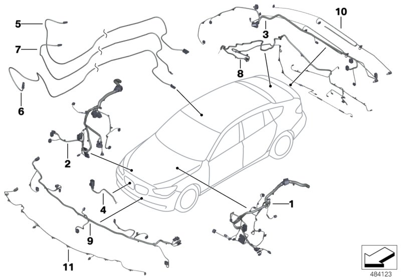 bmw wire harness repair