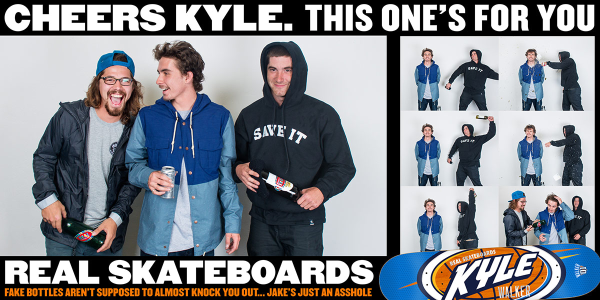 Spring 15 Catalog - Real Skateboards