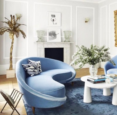 How To Decorate With Curved Furniture   LIFESTYLE