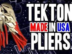 tekton pliers