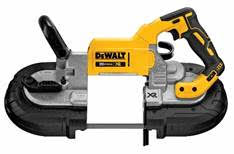press release - dewalt band saw