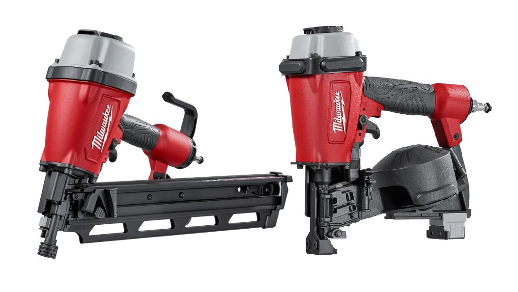 milwaukee roofing framing nailers real tool reviews