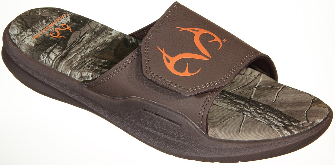 Realtree Outfitters Zack Slide By Old Dominion Footwear