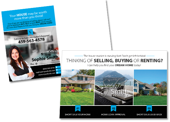 Property Management Postcards Residential Management Postcards - property management websites templates