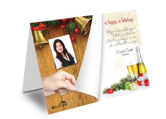 Real Estate Holiday Greeting Cards Realtor Holiday Greeting Cards