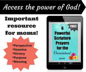 Important resource for moms!