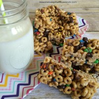 Breakfast Cereal Bars