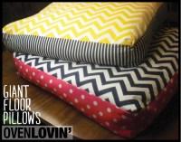 giant floor pillows canada | Roselawnlutheran