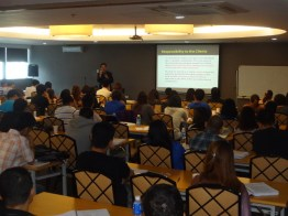 REBAP Makati conducted Comprehensive Real Estate Seminar & Review CRESR 2016 at 6th floor Alphaland SouthGate Tower EDSA cor PasongTamo Extension Makati. In preparation for PRC Real Estate Brokers licensure examination on February 28, 2016.