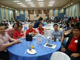 REBAP Makati members attended REBAP 2nd General Membership Meeting GMM at Meralco Multi Purpose Hall, Pasig City.