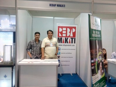 REBAP Makati joined Philippine Investment Expo and Conference last July 1, 2016 at Megatrade Hall SM Megamall