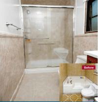 bathroom remodel baton rouge shower bases re bath baton ...