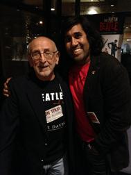 Ivor Davis and Vivek Tiwary