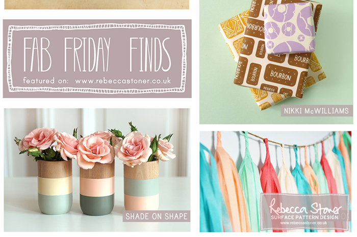Fab Friday Finds - Blog Post - Rebecca Stoner