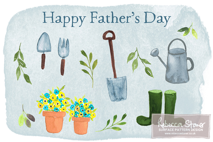 Father's Day - Blog Post - Rebecca Stoner