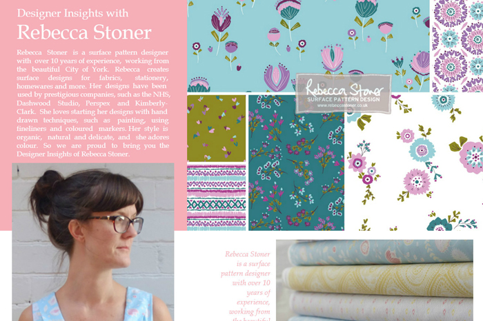 Interview with Terrys Fabric - Rebecca Stoner www.rebeccastoner.co.uk