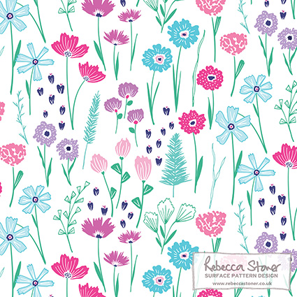 Spoonflower Fabric8 Contest_Rebecca Stoner_Sketchbook