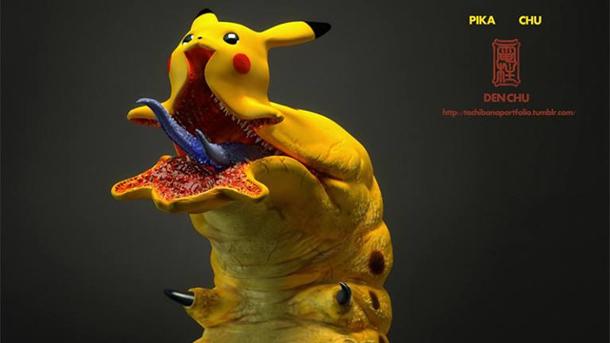Cute Jigglypuff Wallpaper Verst 246 Rende Skulptur Von Pikachu Aufgetaucht Rebelgamer De