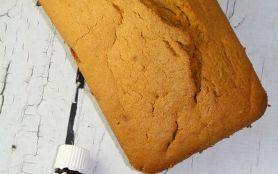 Sweet Potato Bread 1