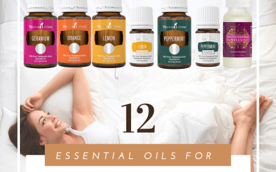 The Best Essential Oils for Women's Health