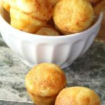 Super Easy Brazilian Cheese Puffs (Gluten-Free, Grain-Free)