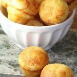 Super Easy Brazilian Cheese Puffs (Gluten-Free, Grain-Free)