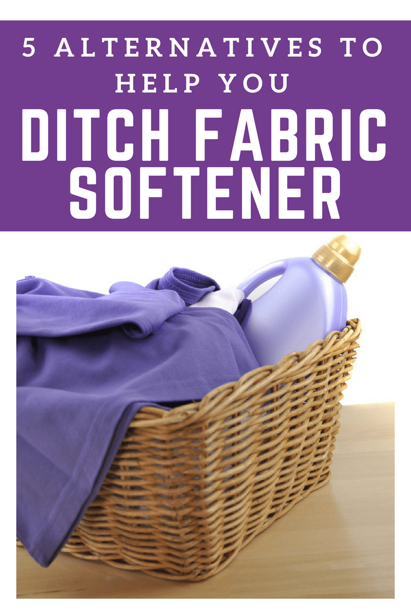 Believe it or not, you don't have to use fabric softener to dry your clothes and eliminate static - there are several other things you can do to reduce the chemicals you are introducing to your body. All it takes is a willingness to try new items and some discipline to stay the course: