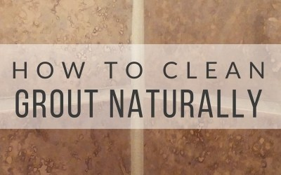 Although tile is easy to clean, grout is the opposite ~ since it's usually light in color and porous, it's prone to staining. In places like a mudroom, kitchen or entryway.   Soap and commercial cleaning products can actually build up in the grout and attract dirt and grime that can stain the grout and make it very very dirty. Here are some ways to clean grout naturally.