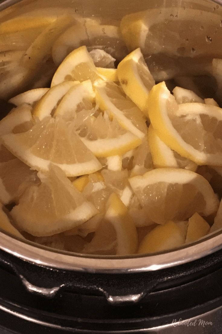 Use your abundance of citrus to make this easy grapefruit marmalade with the help of your Instant Pot!