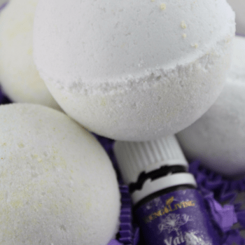 DIY Valor Bath Bombs