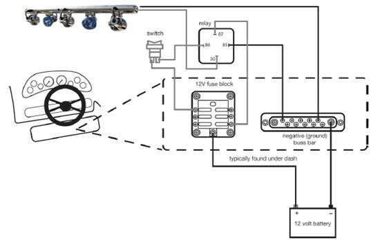 Reborn Speaker and Light Combo Installation Guide - Reborn