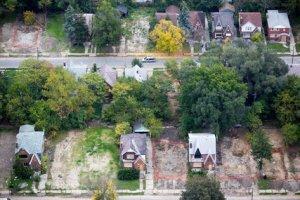 missing homes Detroit