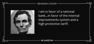 lincoln-national-bank-internal-improvements-tariffs