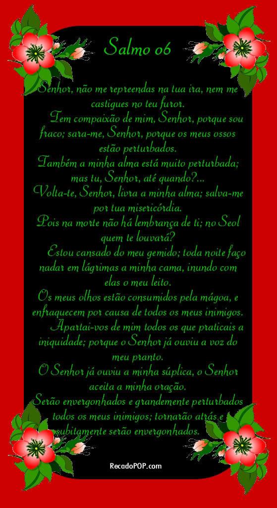 Recado Facebook Salmo 06