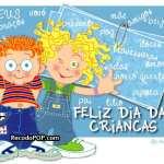 Recado Facebook Feliz dia das crianças