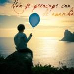 Recado Facebook Coloque sua vida aos cuidados de Deus