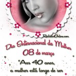 Recado Facebook Dia internacional da mulher…