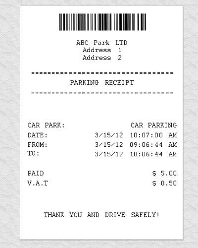 ExpressExpense - Custom Receipt Maker \ Online Receipt Template Tool - create a receipt of payment