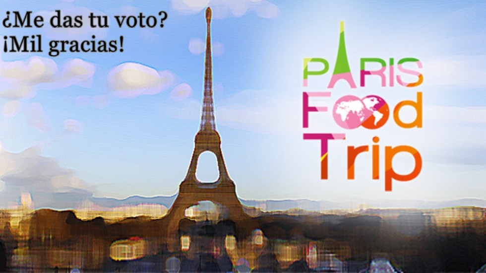 Paris Food Trip 2014 | El evento del año