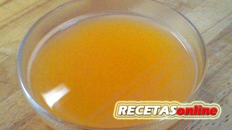 Salsa agridulce - Recetas de cocina RECETASonline