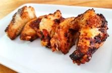 Pollo marinado picante
