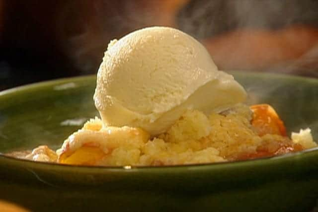 TU-0509Bourbon Peach Cobbler