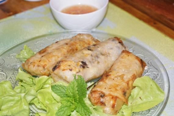 Nems - cuisine vietnamienne © par Fanny GRW - Recettes d'ici et d'ailleurs