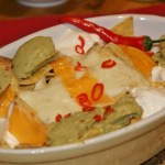 nachos gratiné au guacamole - Cuisine Tex-Mex © par Fanny GRW - Recettes d'ici et d'ailleurs