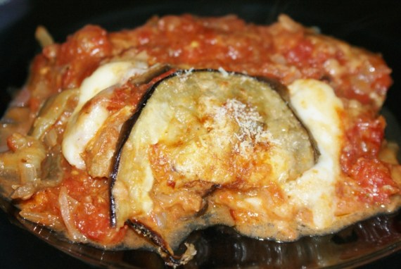 Aubergines alla Parmeggianne Cuisine italienne © par Fanny GRW - Recettes d'ici et d'ailleurs