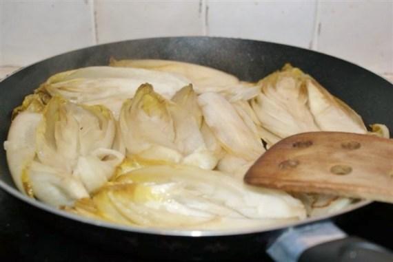 Endives à la cuisson - Cuisine maison © par Fanny GRW - Recettes d'ici et d'ailleurs