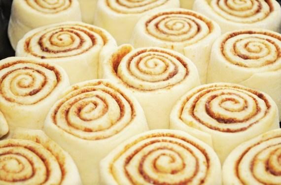 Cinnamon Rolls - Cuisine américaine © Recettes d'ici et d'ailleurs